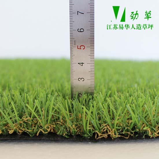 人造草坪测量草高