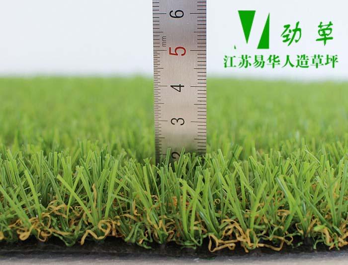景观绿化人造草坪景观秋草YH532-2016草高图