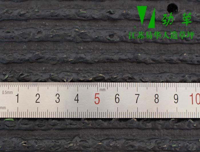 景观绿化人造草坪景观秋草YH532-2016针数测量图