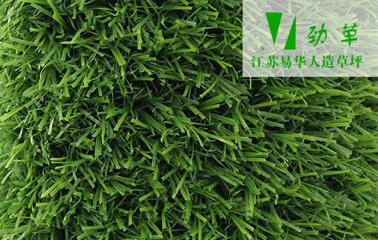 判断仿真草坪质量从草丝看