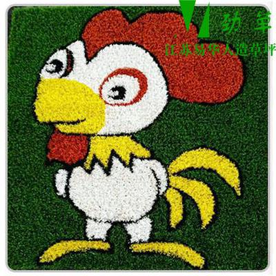 幼儿园卡通图案十二生肖之酉鸡