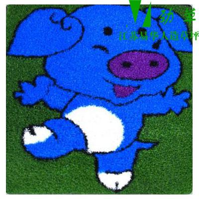 幼儿园卡通图案十二生肖之亥猪
