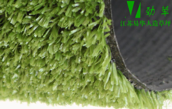 人造草厂家的足球场专用草
