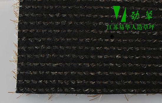 直加曲黄白色装修专用塑料仿真草坪YH38-1425