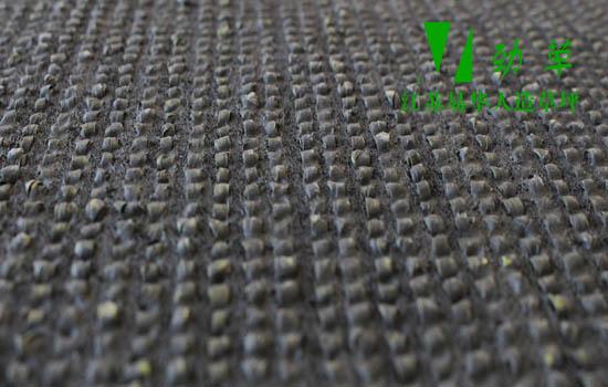 铺装绿化人工草坪橄榄绿色仿真草坪YH532-2115地背图